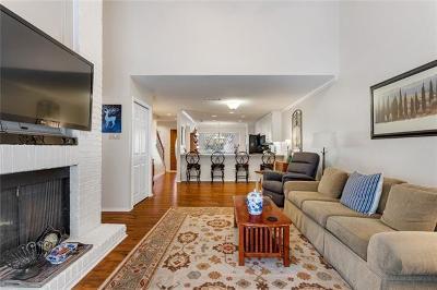 Austin Condo/Townhouse For Sale: 3854 Williamsburg Cir