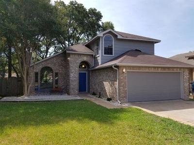 Austin TX Single Family Home For Sale: $289,500