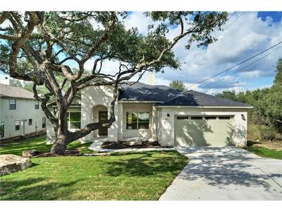 Spicewood Single Family Home Active Contingent: 130 Bedford Dr