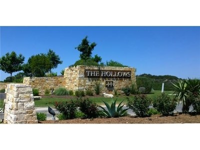 Lago Vista TX Residential Lots & Land For Sale: $59,000