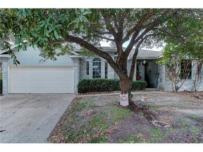 Austin TX Single Family Home For Sale: $225,000