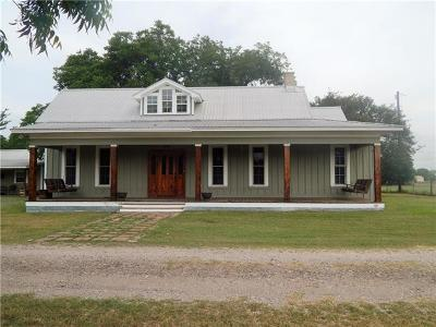 Bastrop County Single Family Home For Sale: 115 Red Rock Rd
