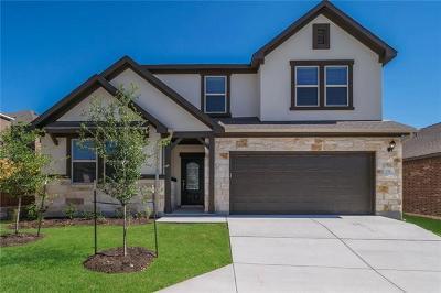 Leander Single Family Home For Sale: 532 Whitney Trl