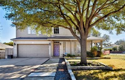 Austin Single Family Home For Sale: 8805 Copano Dr