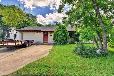 Travis County Single Family Home For Sale: 8503 Stillwood Ln