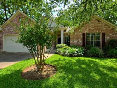 Travis County, Williamson County Single Family Home For Sale: 2801 Chimney Swift Trl