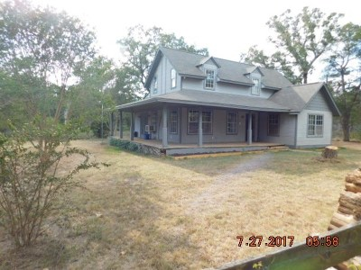 Single Family Home For Sale: 224 Milam Ln