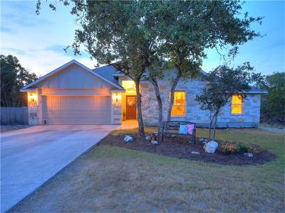 Wimberley Single Family Home Active Contingent: 75 Ridgewood Cir