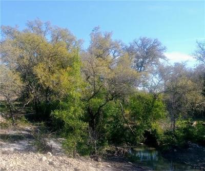 Liberty Hill Residential Lots & Land For Sale: 209 Retama Tree Trce
