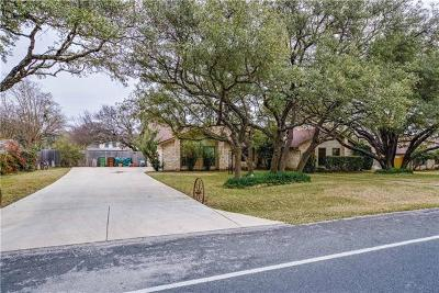 Round Rock Single Family Home For Sale: 2809 Great Oaks Dr