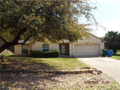 Lago Vista Single Family Home Pending - Taking Backups: 3903 Constitution Dr