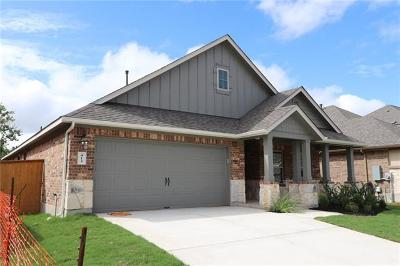 Buda Single Family Home For Sale: 413 Patriot Dr
