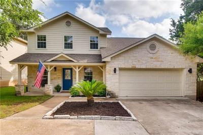 Austin Single Family Home For Sale: 14608 General Williamson Dr