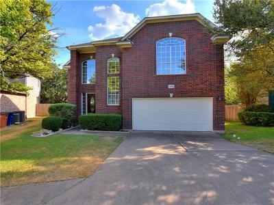 Austin Single Family Home For Sale: 4033 Dominion Cv