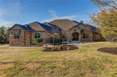 Georgetown TX Single Family Home For Sale: $1,295,000