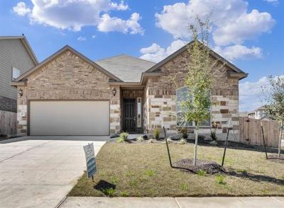 San Marcos Single Family Home For Sale: 217 Sawtooth Dr
