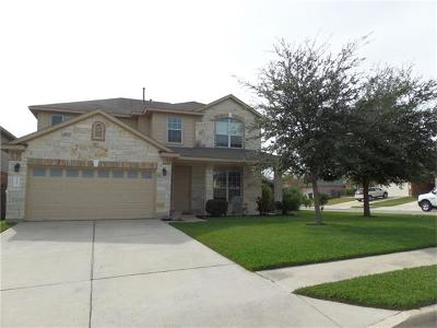 Cedar Park Single Family Home For Sale: 2106 Nan Ln
