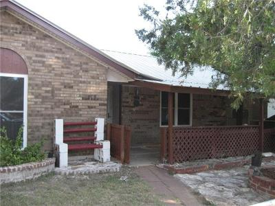 Lockhart Single Family Home For Sale: 1007 Luanne Ln