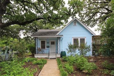 Austin Single Family Home Pending - Taking Backups: 3113 Lafayette Ave