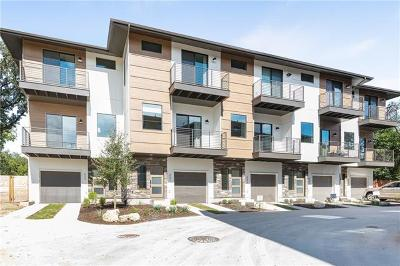 Austin Condo/Townhouse For Sale: 3700 Clawson Rd #402
