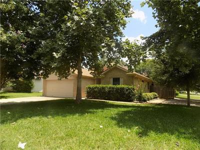 Georgetown Single Family Home Pending - Taking Backups: 200 Wisteria Dr