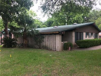 Austin Single Family Home For Sale: 1700 Larkwood Ct