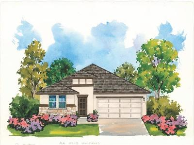 Hays County, Travis County, Williamson County Single Family Home For Sale: 5821 Lehman Way