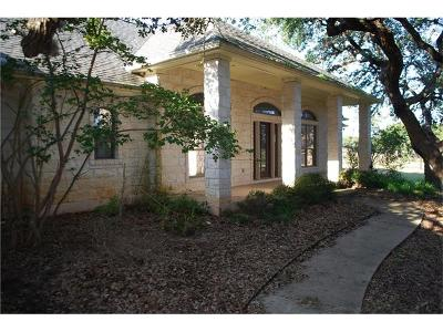 Driftwood TX Single Family Home For Sale: $515,000