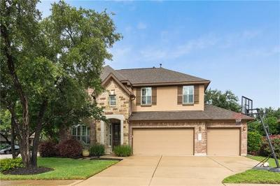 Cedar Park Single Family Home For Sale: 3828 Campfire Dr