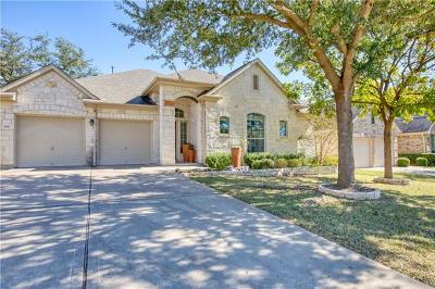 Single Family Home For Sale: 1017 Horseback Holw
