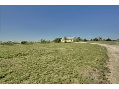 Williamson County Residential Lots & Land For Sale: 1750 County Rd 139