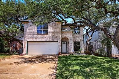 Hays County, Travis County, Williamson County Single Family Home For Sale: 5812 Kayview Dr