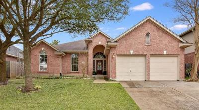 Austin Single Family Home Pending - Taking Backups: 8916 Hachita Dr
