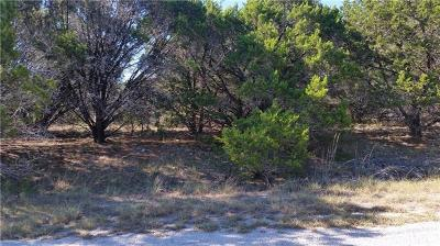 Lago Vista TX Residential Lots & Land For Sale: $13,950