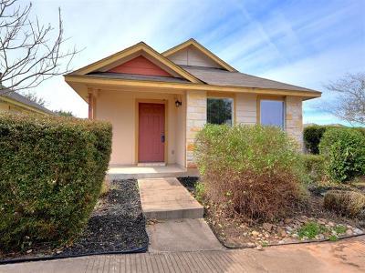 Austin Single Family Home Pending - Taking Backups: 4528 Secure Ln