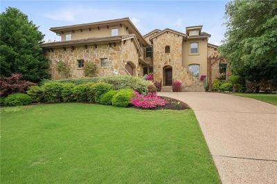 Steiner Ranch Single Family Home For Sale: 1800 Lakecliff Hills Ln