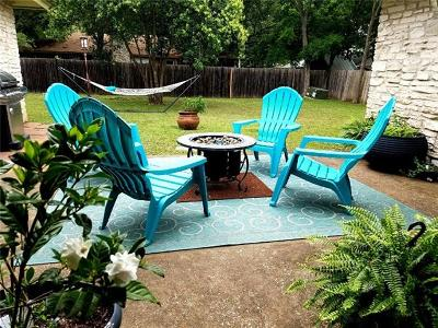 Travis County, Williamson County Single Family Home For Sale: 12413 Mossy Bark Trl