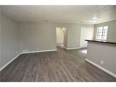 Austin Rental For Rent: 2304 Cedrick Cv #D