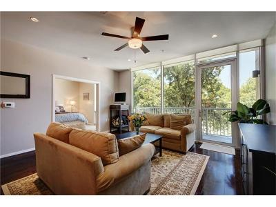 Austin TX Condo/Townhouse For Sale: $360,000