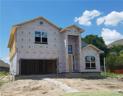 Manor Single Family Home Pending - Taking Backups: 17001 John Michael Dr