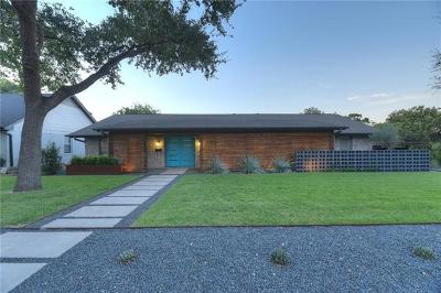 Single Family Home Pending - Taking Backups: 6109 Highland Hills Dr