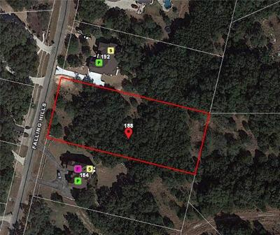 New Braunfels Residential Lots & Land For Sale: 188 Falling Hls