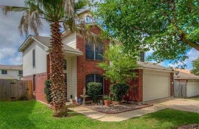 Pflugerville Single Family Home For Sale: 1167 Miss Kimberlys Ln