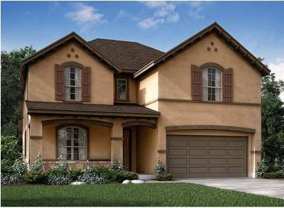 Leander Single Family Home For Sale: 1021 Sundrops St