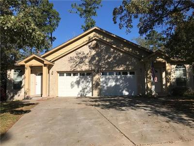 Bastrop County Multi Family Home Pending - Taking Backups: 138 N Kanaio Dr