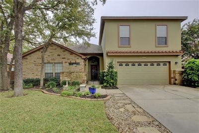 Cedar Park Single Family Home For Sale: 2823 Little Elm Trl