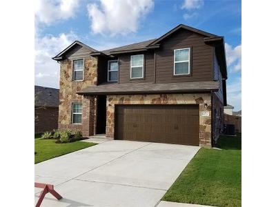 Pflugerville Single Family Home For Sale: 3112 Pearlman Dr