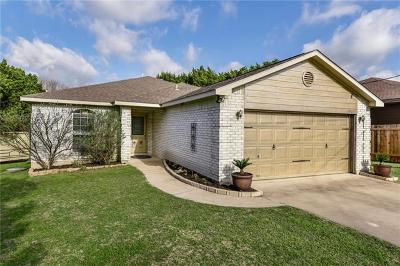 Lago Vista Single Family Home Pending - Taking Backups: 20610 Oak Ridge
