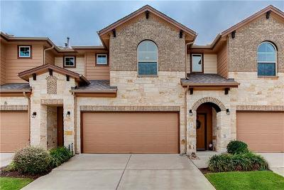 Round Rock Condo/Townhouse Pending - Taking Backups: 1001 Zodiac Ln #36