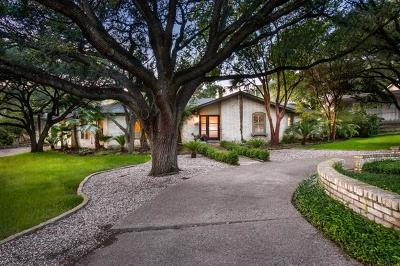 Single Family Home For Sale: 3412 Cascadera Dr